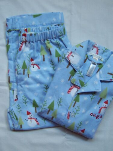 Pottery Barn Kids Pink or Blue Holiday Pajamas New Various
