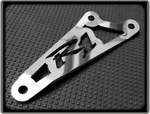 Polished-Exhaust-Hanger-Bracket-for-YAMAHA-R1-1998-to-2003-YZF-1000-R