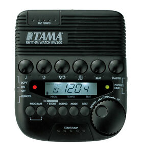 Tama-RW200-Rhythm-Watch-Drum-Metronom