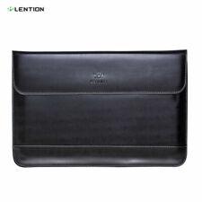 LENTION Leder Tas Che Hülle Schutz Tragetasche Sleeve für Apple MacBook Pro 15