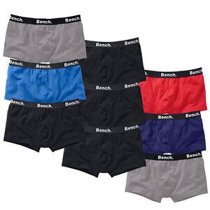 f064f30799 Das Bild wird geladen Bench-3er-Pack-Herren-Boxer-Boxershorts-Shorts-Trunks-