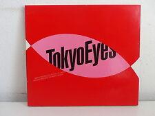 CD ALBUM TOKYO EYES Bo Film OST XAVIER JAMAUX AD070 / NV 3101-1