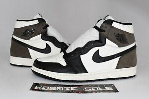 Nike Air Jordan 1 Retro Dark Mocha Style # 555088-105 Size 9.5