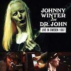 Live in Sweden 1987 Johnny Winter & Dr. John Audio CD