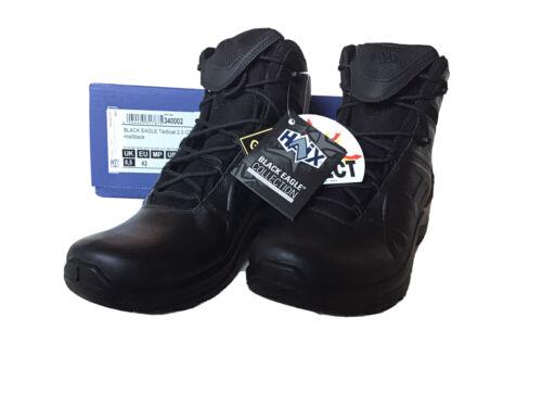 Haix Black Eagle Tactical 2.0 GTX mid//black
