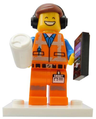 Lego Awesome Remix Emmet Minifigur Figur The Lego Movie 2 coltlm2-1 Neu