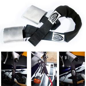 R-amp-G-Racing-Motorcycle-Motorbike-Handlebar-Bar-Tie-Down-Top-Strap-System