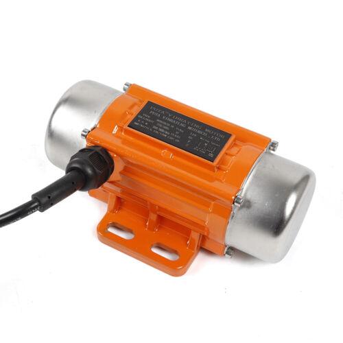 120w un fase Asynchronous vibración motor vibrador vibración motor 3000rpm