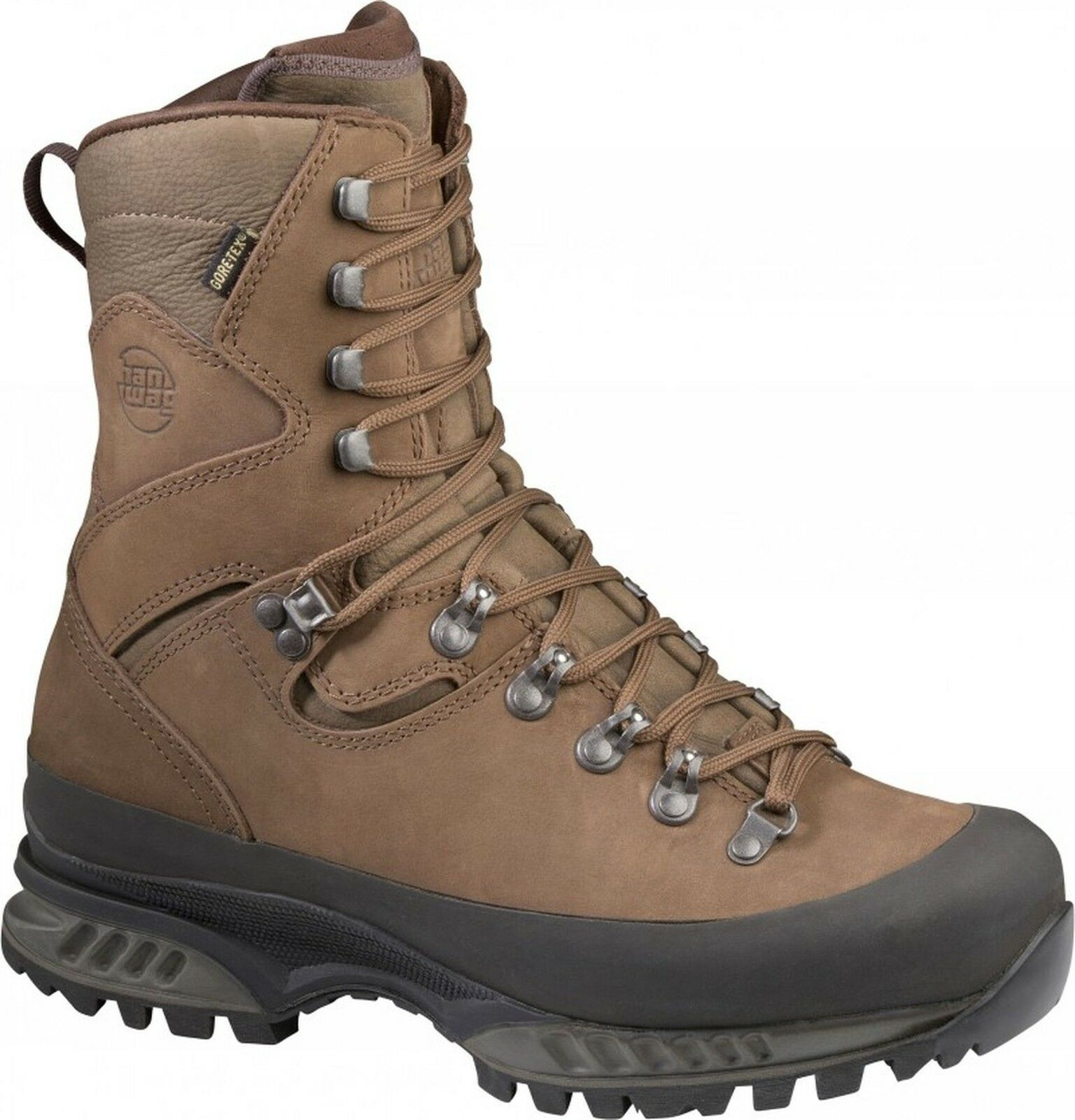 Hanwag Mountain schoenen  Tatra Top Breed Gore-Tex afmeting 11 --46 Aarde