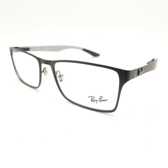 Authentic Ray Ban 8415 Carbon Fiber Eyeglass Frames Retail | eBay