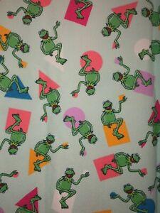 NWT LuLaRoe Disney Muppets Kermit the Frog Green Cassie Skirt Size 3XL
