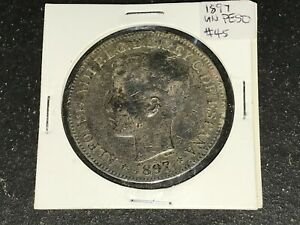 SPPI-Philippines-1897-UN-Peso-Silver-Coin-Lot-45