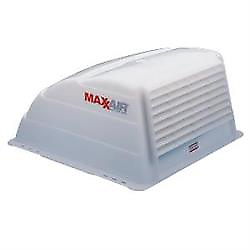American-Motorhome-RV-Maxxair-Roof-Vent-Cover-White-22-0370