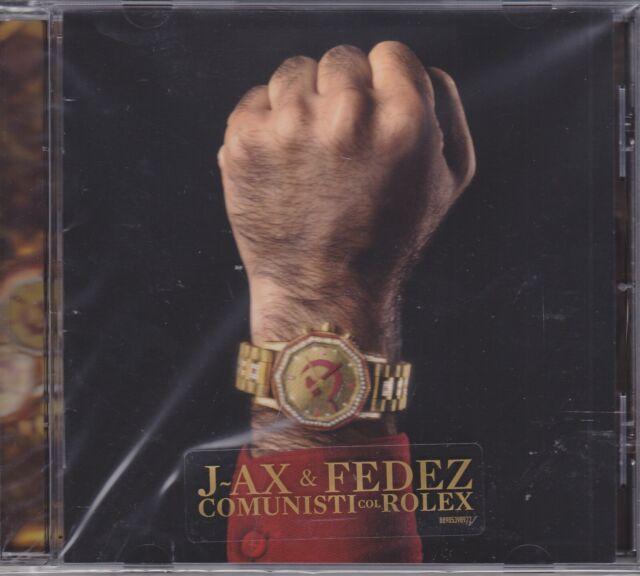 CD Audio J. Ax & Fang - Comunistas Col Rolex Nuevo Sellado