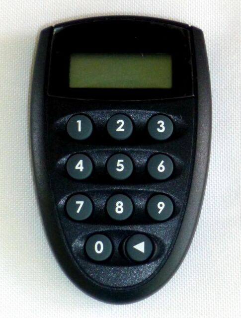 VASCO Digipass 260 Security Device Keypad Token