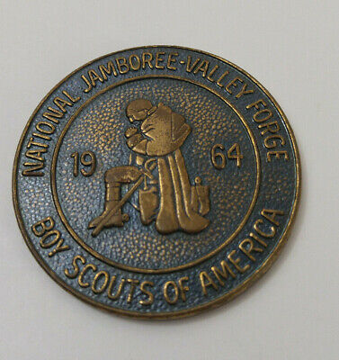 IDAHO 1969 BOY SCOUTS BSA NATIONAL JAMBOREE COIN LOT VALLEY FORGE 1950 /& 1964