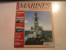 **d Marines & Forces navales n°71 Le Mölders / US Navy / Marine polonaise 1939