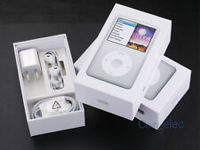 """For iPod Classic 7th Generation Silver 120GB """"Packaging Box Only"""" Original NEW"""