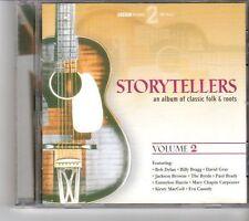 (FK52) Storytellers, Vol. 2, 18 tracks various artists - 2001 CD