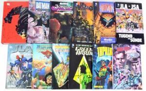 DC-Comics-Superhelden-HC-Panini-Batman-JSA-etc-signiert-zur-Auswahl