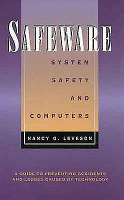 1 of 1 - Safeware: System Safety and Computers, SPHIGS Software-ExLibrary