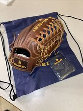 Marucci Single Post Web Geaux Series Mesh Baseball Gloves
