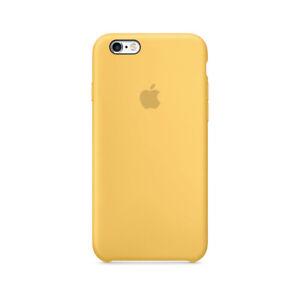 funda iphone 8 plus amarilla