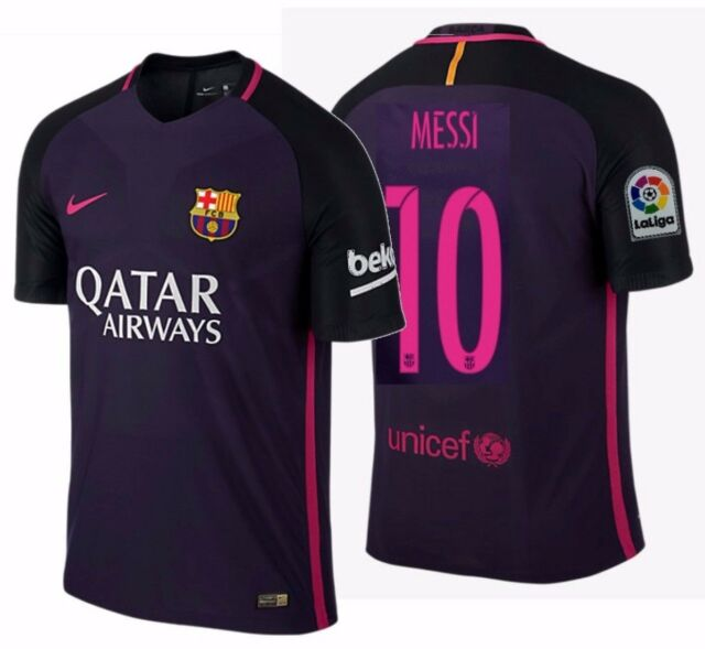 Retirarse Concesión laberinto  2016-17 Messi Barcelona Nike Aeroswift Match Issue Jersey XL 776840 525 for  sale online | eBay