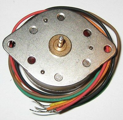 5V Airpax Stepper Motor S57-57mm Diameter Pulley Included