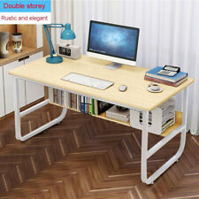 Computer Table Pc Laptop Desk Workstation Home Office Study Gaming Writing Desk