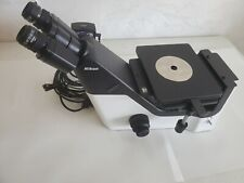 Nikon Eclipse Ma100n Microscope With Ds Fi3 Camera