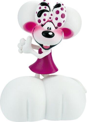 Diddl Diddlelina Pimboli Mouse Diddl Forever Play Figures Bullyland Novelty 2017