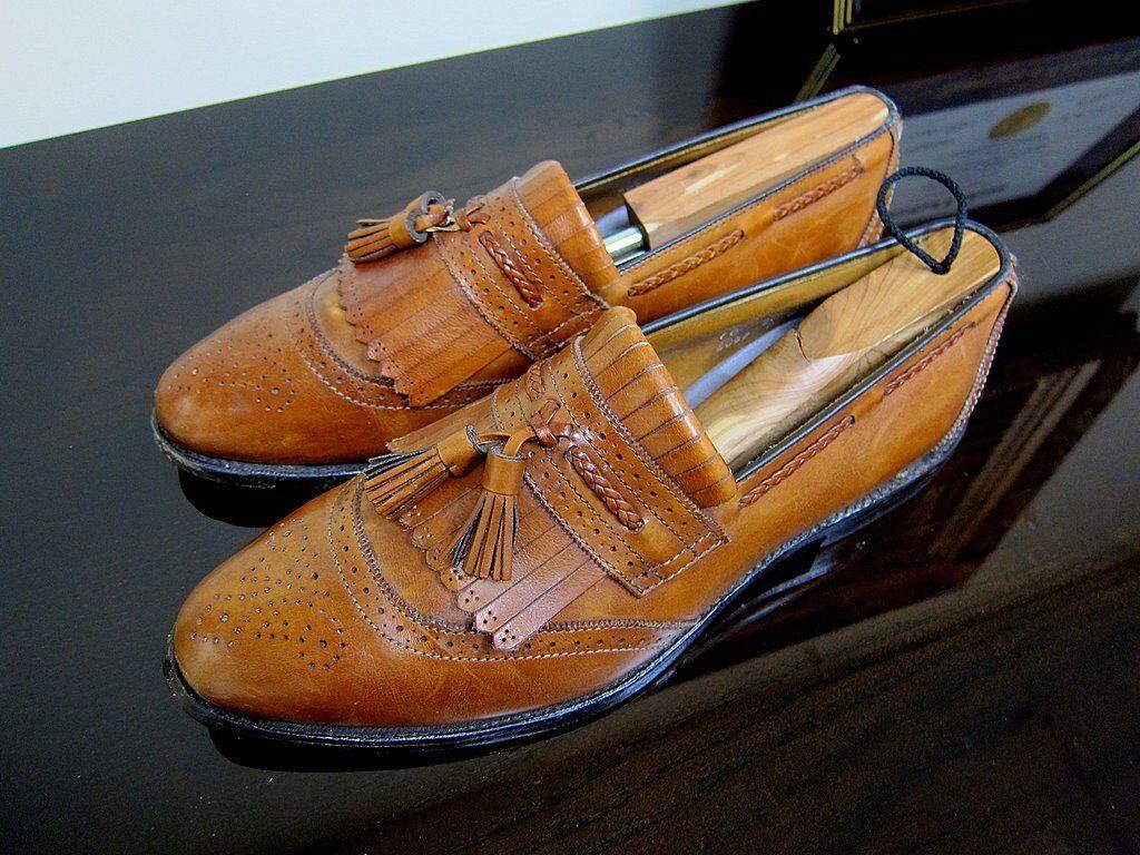 Allen Edmonds  Dress Scarpe SZ 10 Superb Condition Stunning Rare