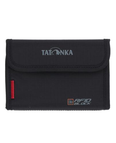 Tatonka Money Box RFID B Bloc Black voyage-Porte-monnaie Portefeuille Sélection sûr