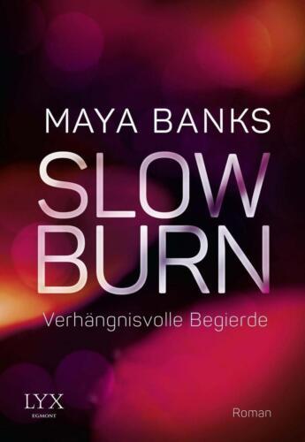 1 von 1 - Slow Burn - Verhängnisvolle Begierde von Maya Banks (Taschenbuch), UNGELESEN