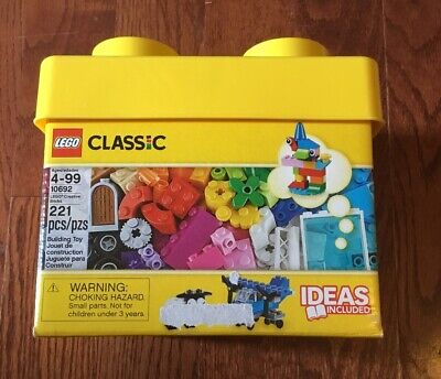 Learning Toy LEGO Classic Creative Bricks 10692 Building Blocks