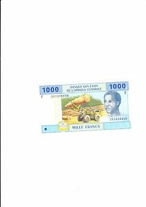 Billet De 100 Francs De L'afrique Centrale état Neuf Voir Photo 5krxzyop-07224802-150637446