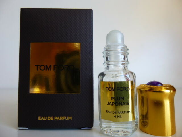 TOM FORD PRIVATE BLEND PLUM JAPONAIS 4ML ROLL ON EDP