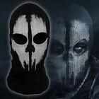 Novel Balaclava Ghost Skull Motorcycle Helmet Hood Ski Sport Neck Face Mask Game