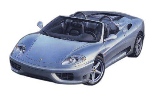 nuovo di marca 1 24 24 24 Auto Sportiva Serie No.307 Ferrari 360 Ragno 24307  consegna rapida