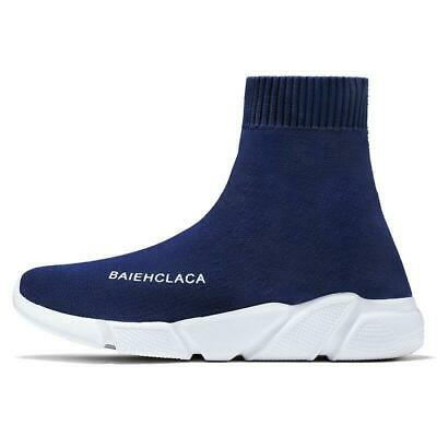 Men/'s Running Shoes Sneakers High Top Sport Shoes Sock Athletic Sneakers Fashion