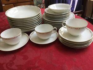 Details about MZ Austria Porcelain China, 29 Pieces, Super Condition