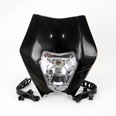 Headlights Headlamp for Husqvarna//Honda//Suzuki//Yamaha//Kawasaki motorcross dirtbk