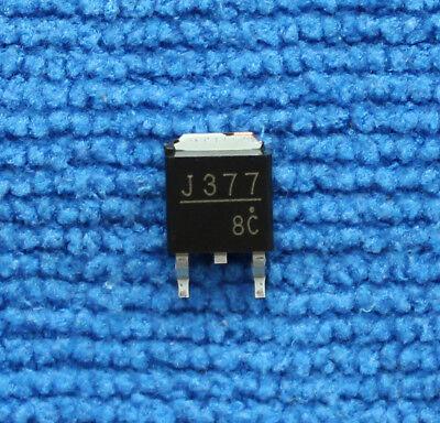 10pcs 2SJ377 J377 P-Channel MOSFET TO-252