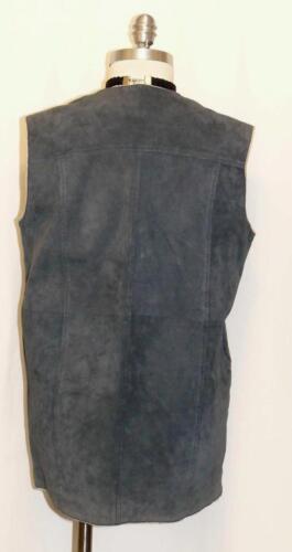Sport Walk Hunting Frakke Coat Long Hunting Sport Jacket Lue Blue B41 B41 Læder Western Jakke Vest Western Vest Tysk Blue Leather German Lang qAZg4XH