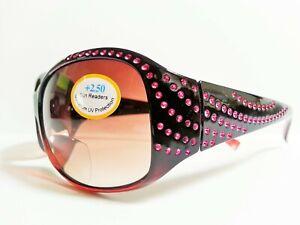 Womens-Bling-Bifocal-Sunglasses-Readers