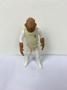"1997 Star Wars POTF Admiral Ackbar Action Figure - 4.5"" - LFL/Kenner"