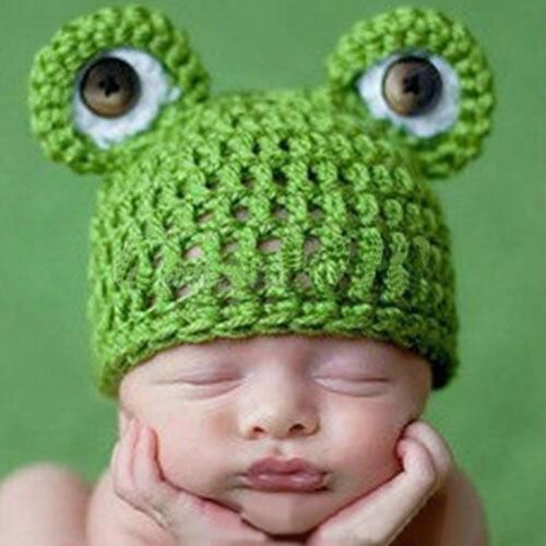 Costume Photography Prop Outfit Girl Boy Baby Knit Clothes Newborn Photo Crochet