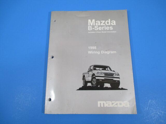 1998 Mazda B