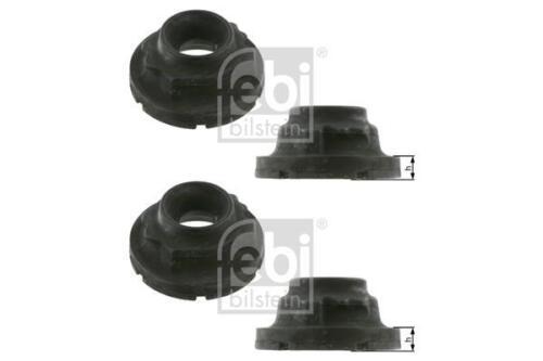 2x Coil Spring Rubber Bump Stop Rear//Upper BORA 1.4 1.6 1.8 1.9 2.0 2.3 98-05